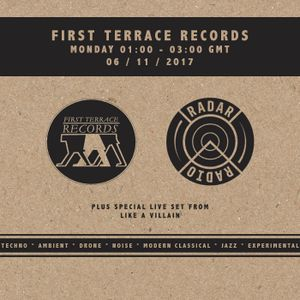 First Terrace Records - 5th November 2017