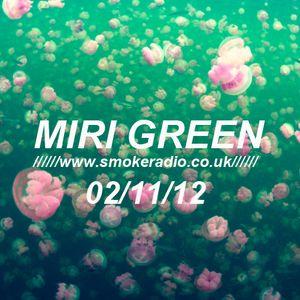 MIRI GREEN 02/11/2012