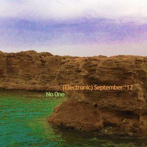 (Electronic) September '12