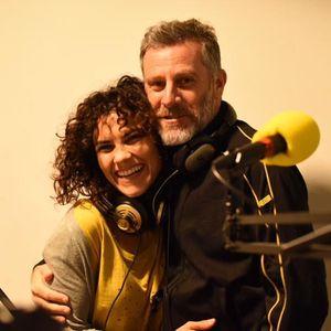Double D show with Elena Sándell 12th April 16 LiveatFive- BarcelonaCityFM
