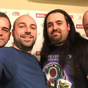 Dan Maddox interviews Whitesnake's  Journey - Live on 6 Towns Radio 03/01/2016