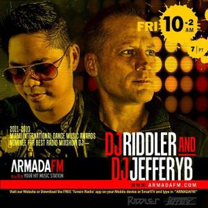 CLUB ArmadaFM DJ JEFFERYB Feb 2014