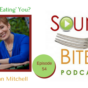 054: Is Stress 'Eating' You? – Susan Mitchell