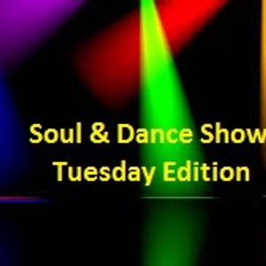 Geoff Hobbs - Soul & dance show Tuesday edition aired  22 - 03 - 16