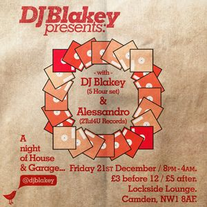 """DJBP"" Promo Mix - December 2012"