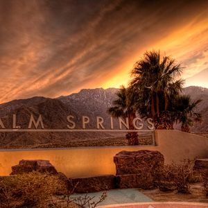 Palm Springs House Mix