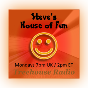Steve's House Of Fun from 9 October 2017