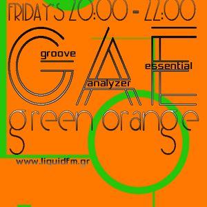 Green Orange Radio Show episode 132