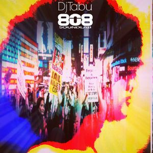 808 Worldbeats feat. Tasha Guevara aka Dj Tabu December 2014 Edition