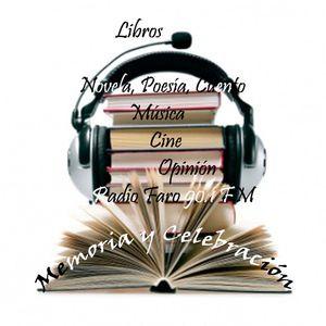 Memoria y celebración programa transmitido el día 26 de Noviembre 2014 por Radio Faro 90.1 fm