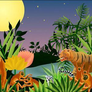 Beacons Jungle Practice - 14.08.12