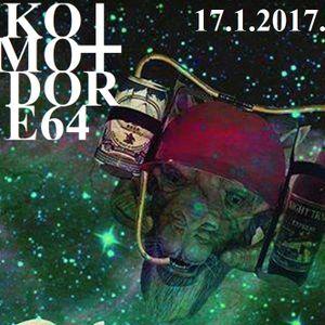Komodore 64 - 17.1.2017.