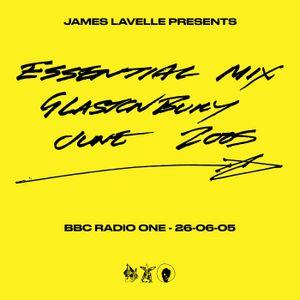 James Lavelle presents Essential Mix - Live at Glastonbury (2005)