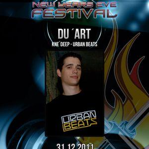 31.12.2011 - Du´ArT @ Fuel Technop PT - NYE Festival - Stressless - Portugal