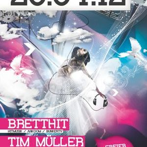 BrettHit @ Freaky Tekkno  20-04-2012