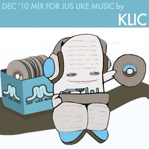 Dec '10 Mix for Jus Like Music by KLIC