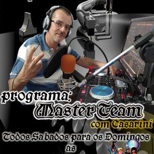 PROGRAMA MASTER TEAM DO DIA 11/04/2015 PELA FLASHRADIO