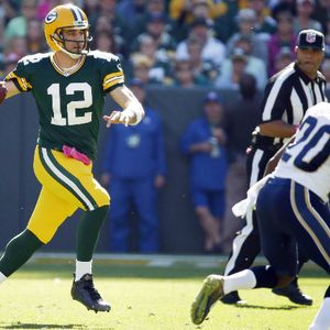 """Phil Simms: """"Aaron Rodgers is the greatest thrower of the football to ever play in the NFL"""""""