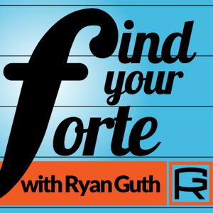 Put the text first, with Ryan Guth