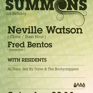 Fred Bentos - Summer Summons Mix