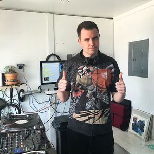 Ben Steidel from Co-op 87 Records @ The Lot Radio 08:16:2016