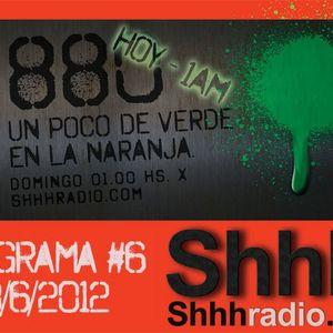880 - Programa # 6