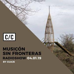 Musicón sin Fronteras 04.01.19