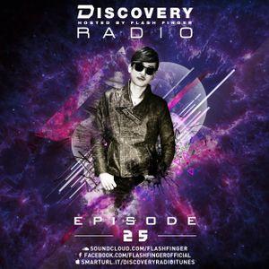 Discovery Radio 025 (RELIVE @ US Tour, Elysium, ATX, US 20/06/2015)