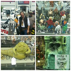 TRIPLE B EXTRA - ROGUE TOYS GRAND OPENING (08 - 01 - 15)
