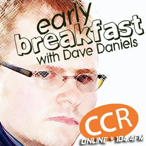 Early Breakfast - #HomeOfRadio - 10/07/17 - Chelmsford Community Radio