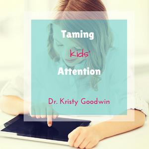 Kids' attention in a digital world