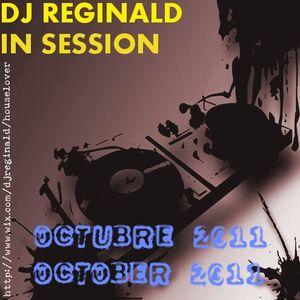 Dj Reginald - Session Octubre 2011