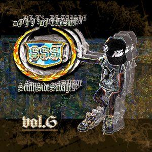 South Side Savage Vol.6 Mixed By DJ J'$ & DJ TAISHI (sss)