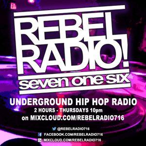 2016-12 Rebel Radio 716 show 107