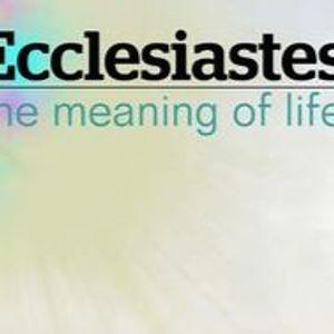 6  Ecclesiastes: Chasing Shadows - Patrick Galla (Ecclesiastes 5:1-6