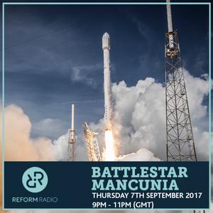 Battlestar Mancunia 7th September 2017