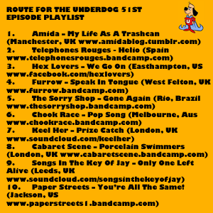 Route For The Underdog Podcast - Episode 51