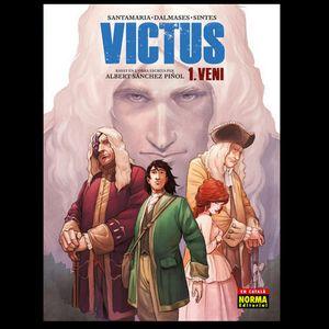 """Còmics a Lletres Mil – """"Victus- 1. Veni"""""""