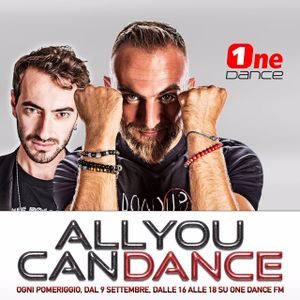 ALL YOU CAN DANCE by Dino Brown (24 settembre 2019)