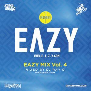 DJ Ray-D - EAZY Mix vol. 4