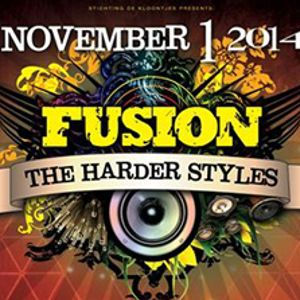 Shadowhunterz presents: FUSION the Harder Styles 2014 Warm - Up Mix
