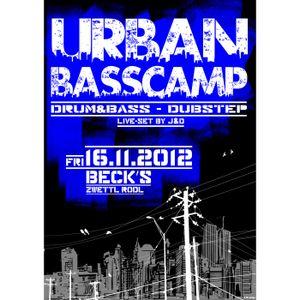 Urban Basscamp LiveSet - Drum & Bass - 16.11.2012 - Becks Bar - Zwettl/Rodl