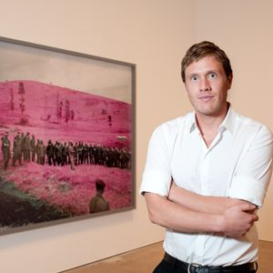 Richard Mosse talks about Infra :: Large format photography in the Congo