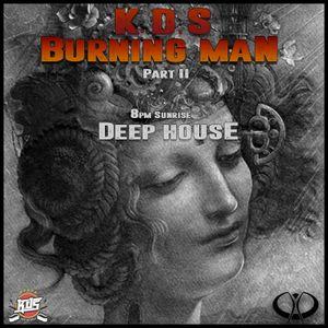 K.D.S - Burning man 2016 - 8AM Sunrise - Deep House