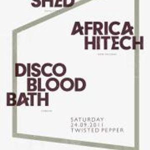 Mick Chillage's Africa Hitech warm up set@ Subject Dublin Sept 2011