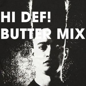 Hi Def! Butter Mix