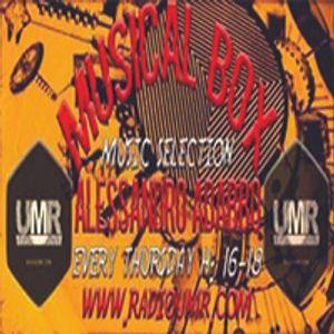 Musical Box on UMR WebRadio  ||  Alessandro Adabbo   ||  28.04.16
