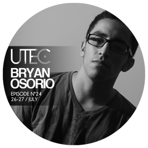 U-TEC/ #24/ Bryan Osorio [LightWaveRadio, Grecia]