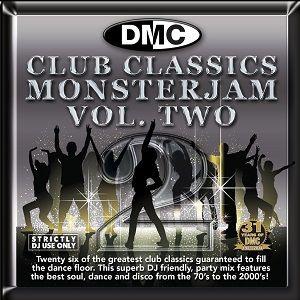 Monsterjam - DMC Club Classics Vol 2 (Section Party Mixes)