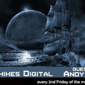 Andy Basque - Chihes Digital Guest Mix @ InsomniaFM - 10 February 2012
